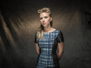 scarlett johansson, actress, girl wallpaper
