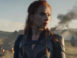 Scarlett Johansson In Black Widow Movie wallpaper