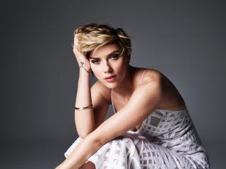 Scarlett Johansson Latest Photoshoot wallpaper