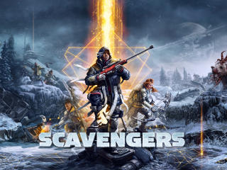 Scavengers 2020 wallpaper