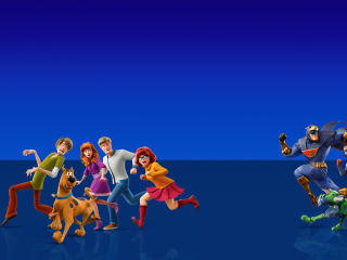 Scoob Characters wallpaper