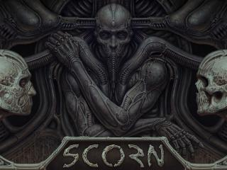 Scorn Game wallpaper