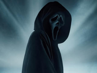 Scream 2022 Movie wallpaper