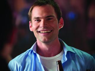 seann william scott, smile, face wallpaper
