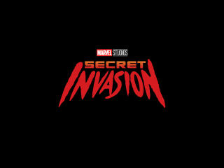 Secret Invasion Logo wallpaper