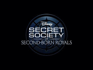 Secret Society of Second Born Royals Logo wallpaper