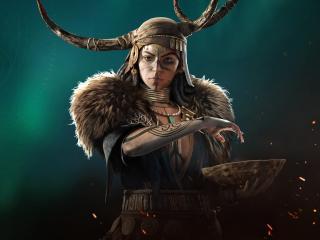 Seer Assassins Creed Valhalla wallpaper
