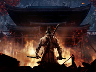 HD Wallpaper | Background Image Sekiro Shadows Die Twice 4K