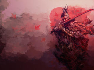 Sekiro Shadows Die Twice Art wallpaper