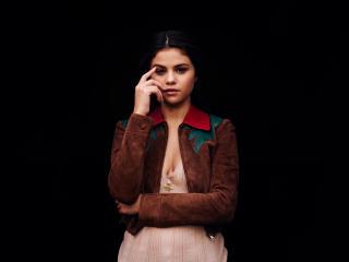 Selena Gomez 2017 InStyle Magzine wallpaper