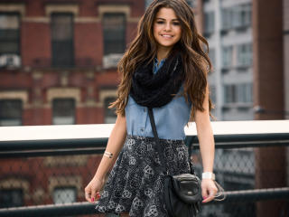 selena gomez, girl, celebrity wallpaper