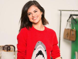 Selena Gomez La Coleccion Coach X 2017 wallpaper