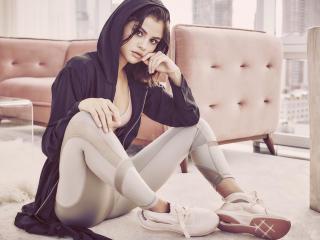 Selena Gomez Puma Campaign wallpaper