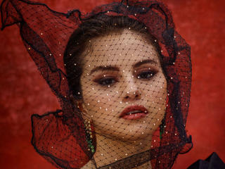 Selena Gomez Vogue Arabia 2021 wallpaper