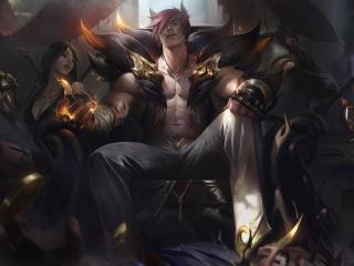 Sett League of Legends wallpaper