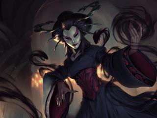 Shadow Assassin LoL wallpaper