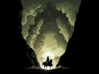 HD Wallpaper | Background Image Shadow Of The Colossus Video Game