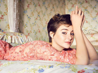 Shailene Woodley Short Hair wallpaper