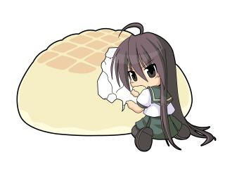 shakugan no shana, girl, white bread wallpaper