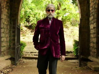 Shamitabh Movie Actor Amitabh Bachchan Desktop Wallpaper wallpaper