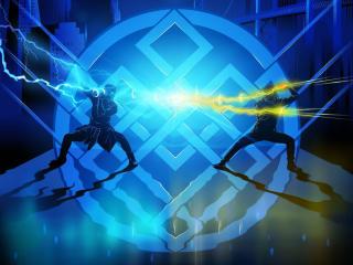 Shang-Chi Movie Digital Art wallpaper