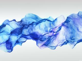 shape, smoke, cloth wallpaper