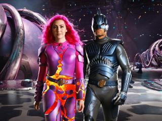 Sharkboy And Lavagirl We Can Be Heroes wallpaper