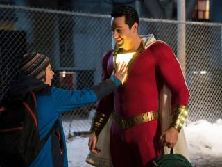 Shazam 2019 Movie wallpaper