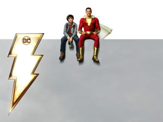 Shazam Movie 8K wallpaper