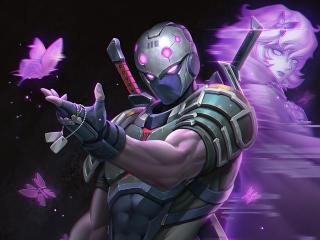 Shen 4K League Of Legends wallpaper