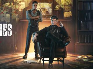 Sherlock Holmes Chapter 1 wallpaper