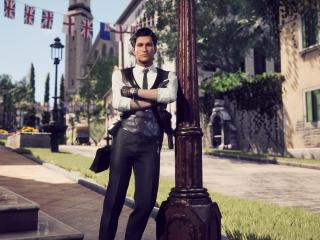 Sherlock Holmes Gaming HD wallpaper
