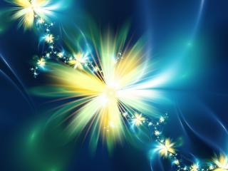 HD Wallpaper | Background Image Shine Bright Light