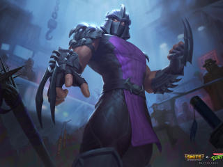 Shredder TMNT Smite wallpaper