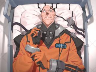 Sigma In Overwatch 2019 wallpaper