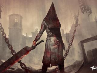 Silent Hill x Dead by Daylight wallpaper