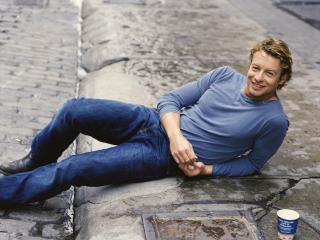 simon baker, actor, man wallpaper