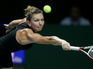 Simona Halep Tennis Player wallpaper