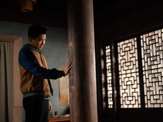 Simu Liu in MCU Movie wallpaper