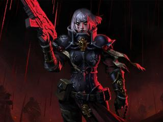 Sisters of Battle Warhammer wallpaper