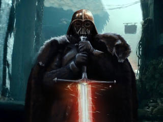 Sith Lord Darth Vader wallpaper