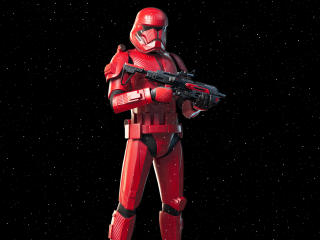 Sith Trooper Fortnite Skin wallpaper