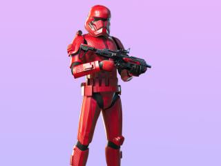 Sith Trooper Fortnite wallpaper