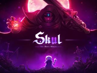 Skul The Hero Slayer 2021 wallpaper