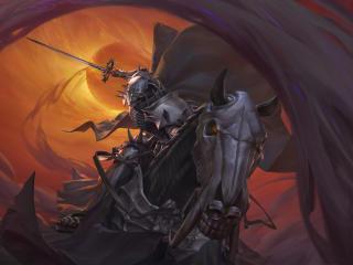 Skull Knight Berserk wallpaper