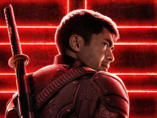 Snake Eyes G.I. Joe Origins 2021 wallpaper