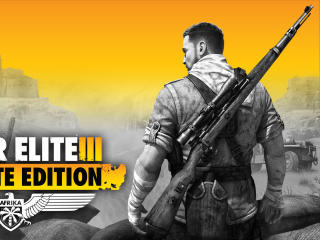 Sniper Elite 3 wallpaper