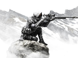 HD Wallpaper | Background Image Sniper Ghost Warrior Contracts