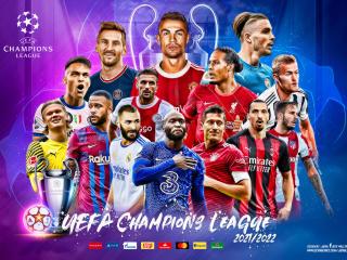 Soccer Players 2021 UEFA wallpaper