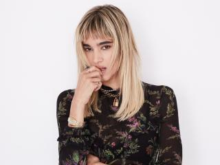 Sofia Boutella Actress wallpaper